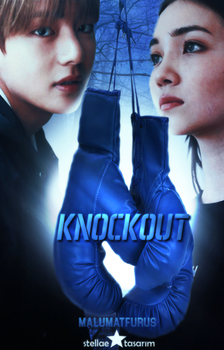 Knockout / Wattpad Book Cover 12 by sahlimamat