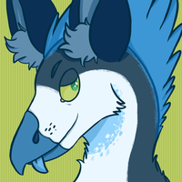 [COMMISSION] Murrelet Icon by DokGilda