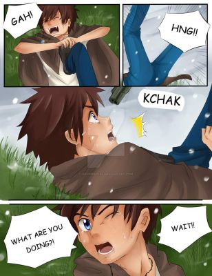 The First Hero Chapter 1 page 21 by infomertial