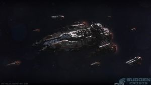 Foundation Dreadnought 'Constellation' by Vattalus