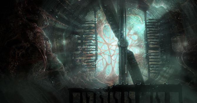 Dead Space Extraction Environment by SeanDonaldson