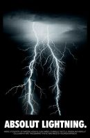 Absolut Lightning by alperyesiltas