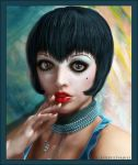 Sally Bowles by pixeluna