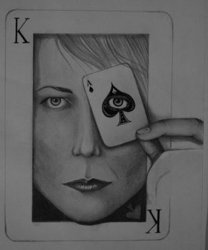 King of Spades by mcc3124