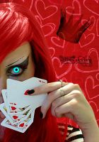 The Queen Of Hearts by AlayaRaye