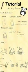Tutorial : Drawing Hands (Contest) by YukiUchiha-chan