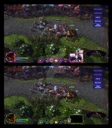Twitch Overlays: Heroes of the Storm by Uberkayt