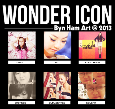Battle Round 1 : Icon Pack @ 360kpop by BynluvSohee