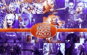 Suicide Squad Stock Pack #3 by irwinbae
