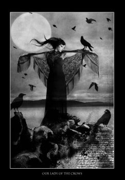 Our Lady of The Crows by Martin-Ravencroft