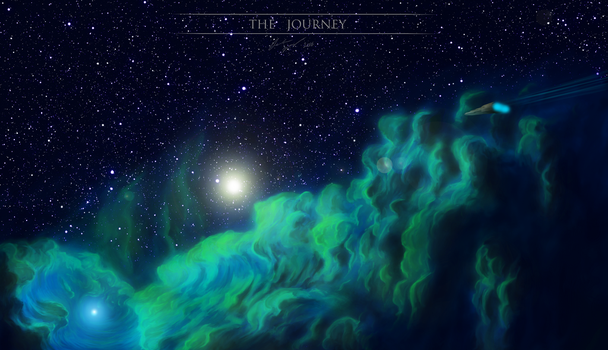 The Journey by KlocODeath