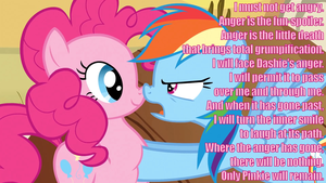 The Pie Pinkerit Litany for Fun by Dowlphin