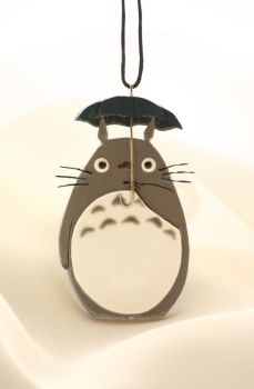 Totoro by xquiescentdeath
