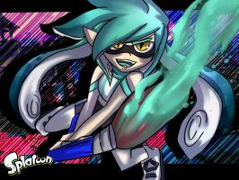 Splatoon by AK-47x