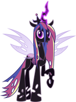AU Queen Cadance: YOU ARE NEXT! by Osipush