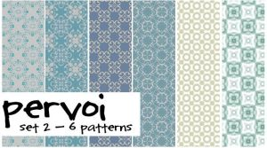Pattern Set 2 by pervoi