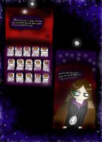 Angel in Miracle World ~volume one~ (page4) by MC-Gemstone