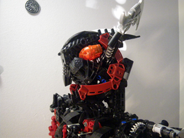 Makuta Teridax Head by Eghty
