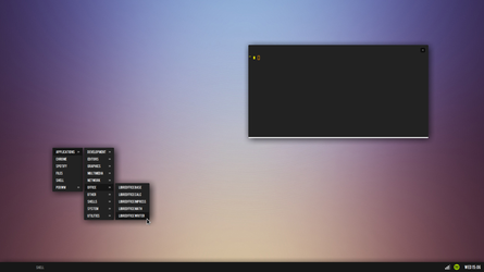 Arch Linux: The Solitude by masnormen