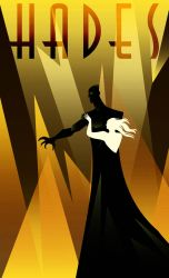 Hades ART DECO by rodolforever
