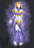 Embalmed Liliana (commission) by UsagiForehead