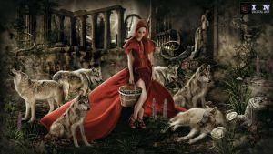 red riding hood by erool
