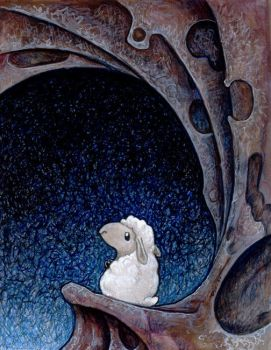 Lost Sheep by ursulav