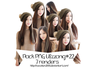 PACK PNG #22: Ulzzang Girl by CeCeKen2000