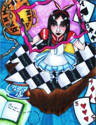 . alice in whatland . by blueandpurple-rock