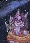 Sirma ACEO by lynxfang-art