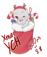 Cheap Xmas Ych Closed by abonobon