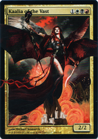 Kaalia of the Vast Full Frame by diemwing