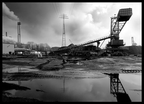 Industrial facilities by OnkelGonzo