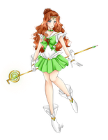 PAGEANT: Sailor Eir by SRealms