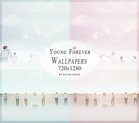 BTS Young Forever wallpapers by Pai by Siguo