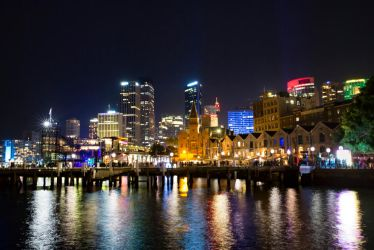 Darling Harbour by l--unbound--l