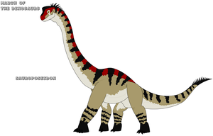 March of the Dinosaurs - day 24 by Absol989