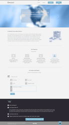 Docori - Software consulting Website by Steph1611