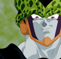 Coloured Perfect Cell by YoungTalent93