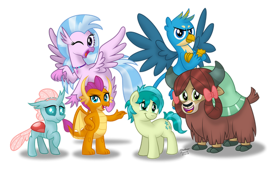 The Student Six by AleximusPrime