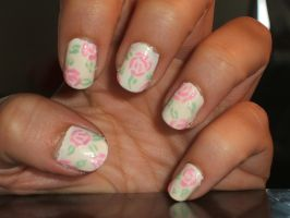 Vintage Roses by lettym
