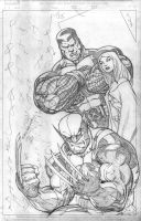 wizard pencils by EdMcGuinness
