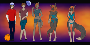 H2015 - 18 - Ifrit - Anthro TG by Luxianne