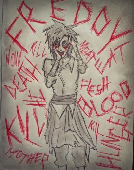 Still Sane (Kill The Nerd ~ Contest Entry) by xXDJGirlfrienXx