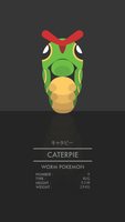 Caterpie by WEAPONIX