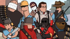 Team Fortress 2 Lore in a Minute - 08 by metaly
