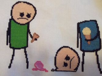cyanide and happiness by technoninjacus
