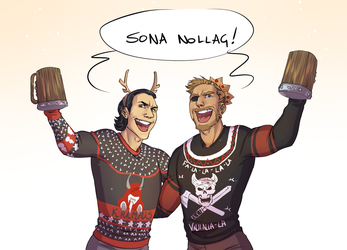 Sweater Bros by LOTOLLE