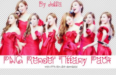 PNG Render Tiffany Pack by ngangiang38