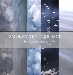 SMOKEY TEXTURE PACK by intano-stock